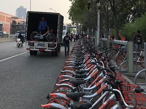 【日経ビジネス】シェア自転車はこのままでは日本で普及せず
