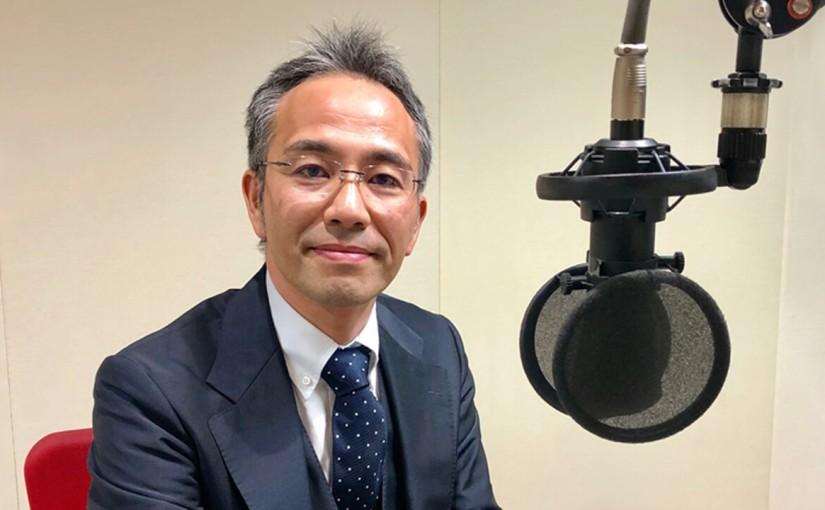 【NHK WORLD Radio】「四海兄弟」に出演しました