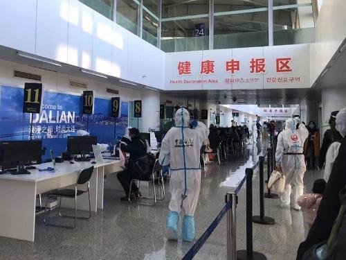 【日経ビジネス】中国入国、水際対策のリアル。日本人専用ホテルの14日間